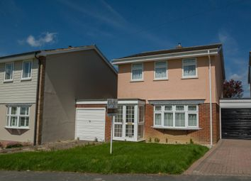 Thumbnail 3 bed link-detached house for sale in Windmill Rise, Hundon, Sudbury