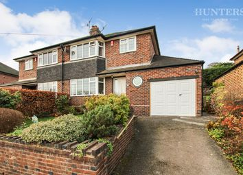 Thumbnail 3 bed semi-detached house for sale in Kent Drive, Endon ST99Eh