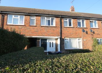 Thumbnail 1 bedroom semi-detached house to rent in Nunnery Road, Canterbury