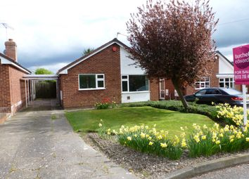 Thumbnail 3 bedroom detached bungalow for sale in Dunster Road, Newthorpe, Nottingham