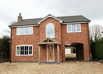 Thumbnail 4 bed detached house for sale in Sands Road, Harriseahead, Stoke-On-Trent