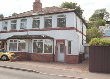Thumbnail 3 bed semi-detached house for sale in Pant, Oswestry
