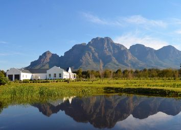Thumbnail 3 bed farm for sale in Ragelsfontein Road, Groot Drakenstein, Stellenbosch, Western Cape, South Africa