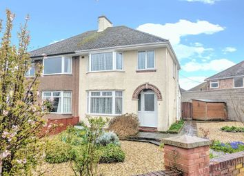 Thumbnail 3 bed semi-detached house for sale in Putson Avenue, Hereford