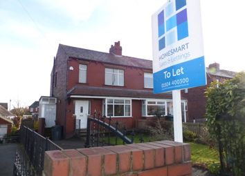 Thumbnail 3 bed semi-detached house to rent in Huddersfield Road, Roberttown, Liversedge, West Yorkshire