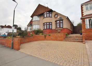 Thumbnail 3 bed semi-detached house for sale in Eversley Avenue, Bexleyheath