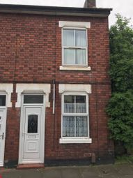 Thumbnail 2 bed terraced house to rent in Woodend Street, Stoke-On-Trent