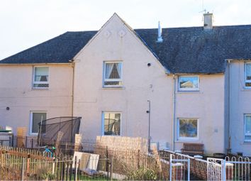 Thumbnail 3 bed flat for sale in Hillend Crescent, Clydebank