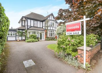 Thumbnail 4 bedroom detached house for sale in Broad Lane, Finchfield, Wolverhampton