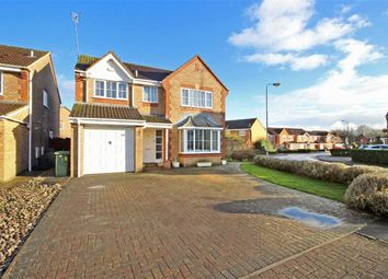 Thumbnail 4 bed detached house for sale in Eaton Wood, Peatmoor, Wiltshire