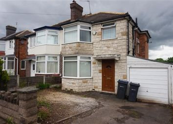 Thumbnail 3 bed semi-detached house for sale in Chipperfield Road, Hodge Hill, Birmingham