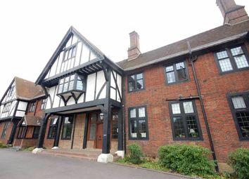 Thumbnail 2 bed flat to rent in Reigate Road, Ewell, Epsom