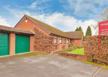 Thumbnail 4 bed bungalow for sale in Old Farm Close, Worminghall, Aylesbury