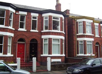 Thumbnail 1 bed flat to rent in 32 Kennerley Road, Stockport, Cheshire