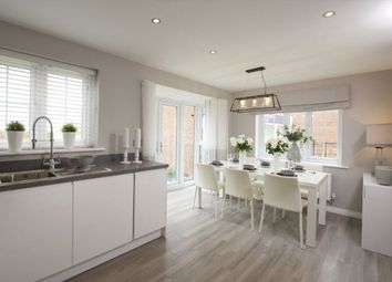 "Thumbnail 3 bed detached house for sale in ""Morpeth"" at Broughton Crossing, Broughton, Aylesbury"