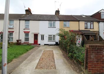 Thumbnail 2 bedroom terraced house for sale in Theodore Place, Gillingham, Kent