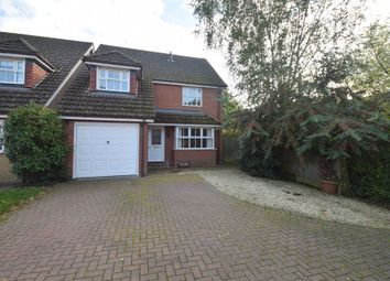 Thumbnail 4 bed detached house to rent in Dunton Grove, Hadleigh, Ipswich