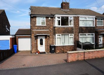 Thumbnail 3 bedroom semi-detached house for sale in Marchwood Road, Sheffield