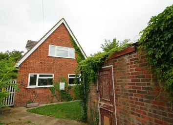 Thumbnail 2 bed detached house for sale in Vinery Road, Cambirdge