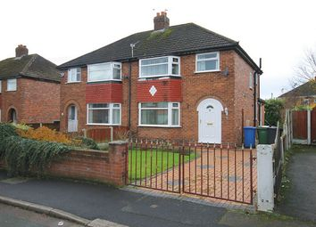 Thumbnail 3 bed semi-detached house for sale in Ridley Drive, Great Sankey, Warrington