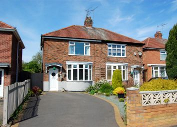 Thumbnail 2 bedroom semi-detached house for sale in Holmcroft Road, Stafford