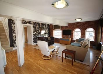 Thumbnail 2 bedroom flat for sale in Foundation Street, Ipswich