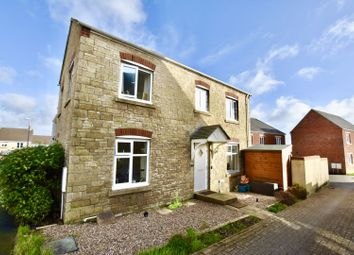 Thumbnail 3 bed end terrace house for sale in Hawkins Way, Helston