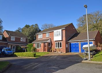 Thumbnail 4 bed detached house for sale in Pennsylvania, Exeter, Devon