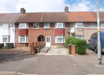 Thumbnail 4 bed terraced house for sale in Becontree Avenue, Dagenham