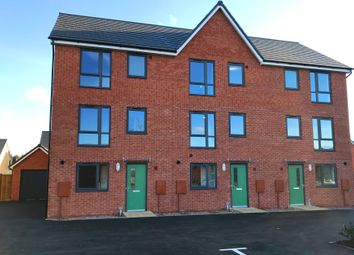 "Thumbnail 4 bed end terrace house for sale in ""Hythie"" at Fen Street, Wavendon, Milton Keynes"