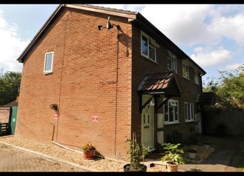 Thumbnail 2 bed semi-detached house for sale in Coriander Drive, Totton, Southampton