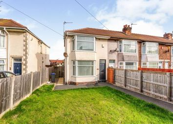 Thumbnail 2 bed end terrace house for sale in Newhouse Road, Blackpool, Lancashire