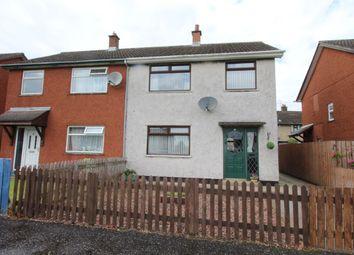 Thumbnail 3 bedroom semi-detached house for sale in Shannagh Avenue, Greenisland, Carrickfergus