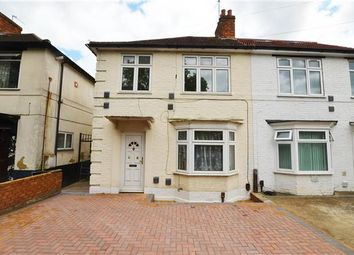 Thumbnail 3 bed semi-detached house to rent in Tennyson Road, Hounslow