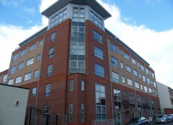 Thumbnail 2 bed flat to rent in George Street, St Paul's Square, Birmingham