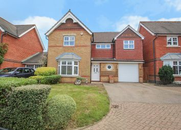 4 bed detached house for sale in Harper Drive, Maidenbower, Crawley RH10