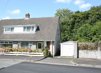 Thumbnail 3 bedroom semi-detached house for sale in Lon Catwg, Gellinudd, Swansea