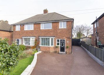 Thumbnail 3 bed semi-detached house for sale in Lockoford Lane, Tapton, Chesterfield