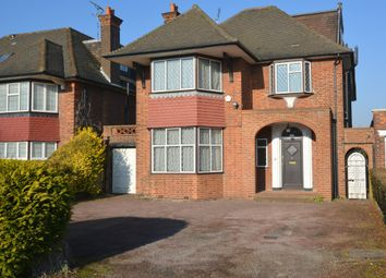 Thumbnail 4 bedroom detached house to rent in Manor Hall Avenue, London