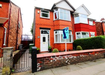 3 bed semi-detached house for sale in Grange Avenue, Stretford, Manchester M32