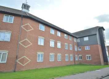 Thumbnail 1 bed flat for sale in Shamrock House, Weymouth Close, Clacton-On-Sea