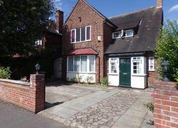 Thumbnail 3 bed detached house for sale in Aspley Park Drive, Aspley, Nottingham, Nottinghamshire