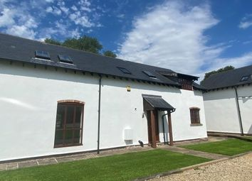 Thumbnail 4 bed barn conversion to rent in Middlewich Road, Crewe