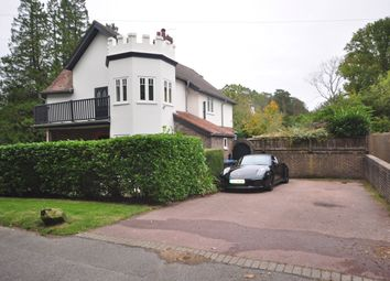 Thumbnail 3 bed detached house to rent in Coombe Hill Road, East Grinstead