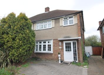 Thumbnail 3 bed semi-detached house for sale in Donald Drive, Chadwell Heath, Essex