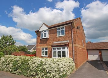 Thumbnail 4 bed detached house for sale in Headweir Road, Cullompton