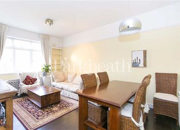 Thumbnail 1 bed flat for sale in Cleve Road, South Hampstead, London