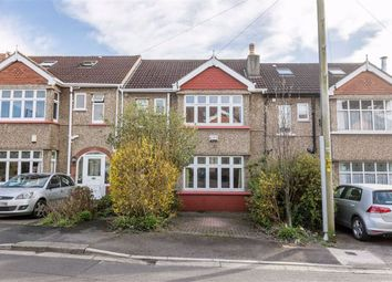 Thumbnail 3 bed terraced house for sale in Kings Avenue, Bishopston, Bristol