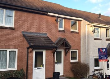 Thumbnail 1 bed terraced house to rent in Cedar Drive, Torpoint