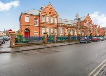 Thumbnail 2 bedroom flat for sale in The Old School, Euclid Street, Swindon, Wiltshire